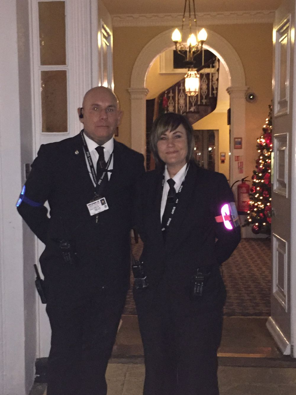 Puckrup Hall Hotel  sc 1 st  Keyholding and Security Services in Worcester and Evesham ... & Doormen and Door Supervisors in Worcester and Evesham Worcestershire